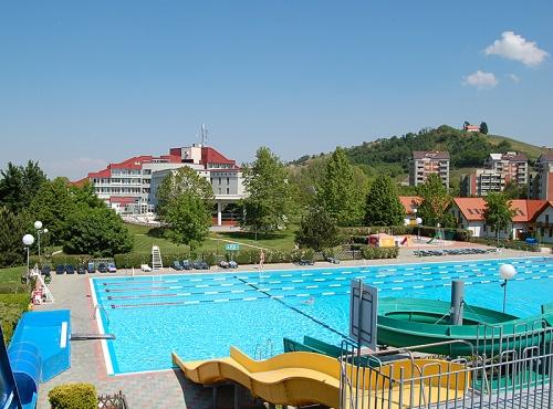Hotel Lipa Terme Lendava Slovenia 360